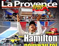 Hamilton nouveau roi de France