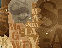 MYANMAR - THE GOLDEN LAND