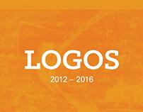 Logos 2012-2017