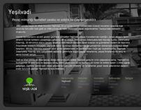 Yeşilvadi Fidanlığı Website