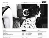 Zemin Mimarlık Website