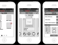 iPhone App Internship Project