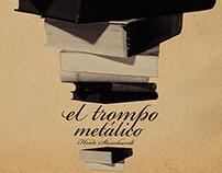 Afiche de Teatro / El trompo Metálico