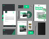 Gorbeia Rebranding