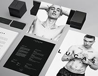 LUCAS + Jewelry Rebranding project