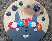 Frida Kahlo Critter Paintings