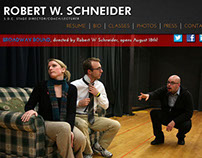 Robert W. Schneider - Stage Director/Coach/Lecturer