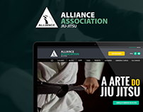 Website Alliance Association Jiu Jitsu