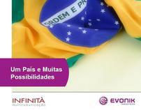 Evento Anual Evonik -Brasil/Índia
