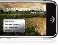 Expedition Africa iPhone App