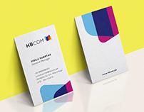 HB Comunicaciones - Rebranding