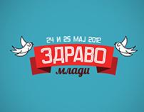 Zdravo Mladi festival - 2012