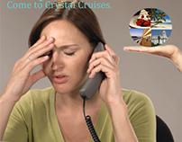 crystal cruises ads
