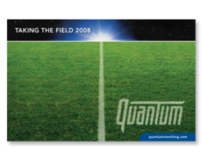 Art Direction: Quantum Brand Campaign