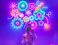 LED Neon Signs for Yellowpop Studio