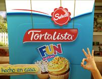 Selecta / Torta lista