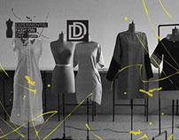Diseño de modas. Experimental Fashion Day 3a. edición.