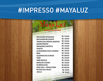 Flyer/Folder - Mayaluz