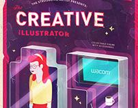 Wacom: Illustrator webinar