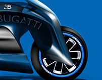 Bugatti concept bike challenge