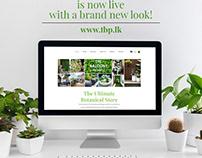 The Balcony Project Website | www.tbp.lk