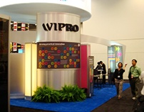 Wipro, Exhibition Graphics