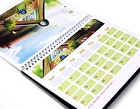 Storybook World / papercaptain Calendar 2012