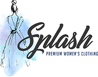 Clothing boutique logo design