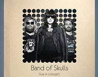 Band of Skulls | Tour Admat