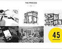 45 Symbols Website