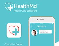 HealthMd App Prototype