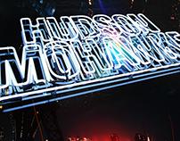 "Hudson Mohawke ""Lantern"" campaign photography"