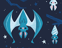Not So Spooky Bats