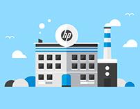 HP Illustrations