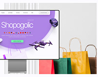 Shopogolic — storage, delivery and redemption