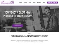 Uncommon Innovation - Website