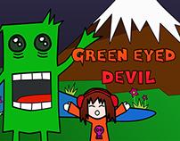 Green Eyed Devil - Music Video