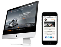International Trucks Websites