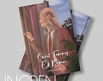 Elf- Book Cover by Jainlauren