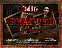 SAW IV - Trapped The Game for Lionsgate