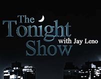 The Tonight Show - 3D Virtual Set