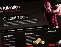 Atlantica Golf & Wine Tours