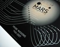 Mars probe missions 1960-2007