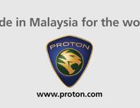 Proton - Print Campaign