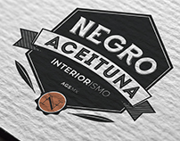 Negro Aceituna | Branding