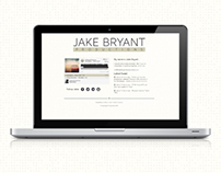 Jake Bryant Productions Website