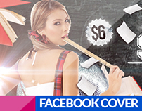 Back to School 01 - Facebook Cover