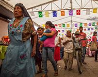 Oaxaca Street. Documentary Photo