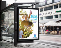'Water is made for this' Campaign Creative Spec