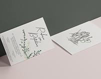 Invitation Design | Rabia&Batuhan